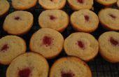 Mochiko Cake mit Ihre Lieblings-Beeren