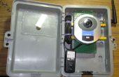 4 US-Dollar Outdoor Gehäuse für einen Linksys WVC54GC drahtlose IP-Überwachungskamera