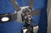 DIY Brust Harness/Kamerahalterung (GoPro inspiriert)