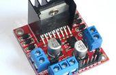 Steuerung DC und Stepper Motoren mit L298N Dual Motor Controller-Module und Arduino