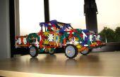 K ' NEX (oder Knex) 4wd Truck [5/09 Video hinzugefügt]