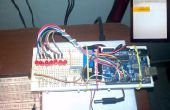 Arduino POV Controlado Desde Android