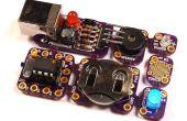 Tacuino: eine kostengünstige, modular, Arduino-kompatible Bildungsplattform