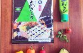 Öffnen Sie Sushi (DIY Sushi)