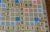 Binäre Zahl Scrabble - Spiel