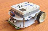 Einen modulare Differential Drive Roboter machen