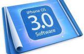 Gewusst wie: aktualisieren und Jailbreak Ipod/Iphone auf 3.0 OS (nicht für IPHONE 3GS)