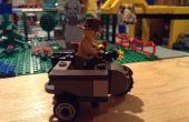 LEGO Motorrad Beiwagen