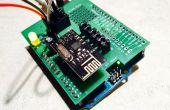 Gebäude ein Arduino Shield für den Transceiver nRF24L01 +