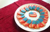 Amerikanische Flagge Cookies | Josh Pan