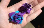 Duct Tape Blumen