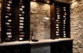 5 einfache und wesentliche Schritte um Ihre eigenen Wein Lagerung