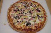 Timeshifting essen-Pizza von Grund auf neu