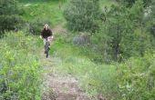 Bulid eine Mountainbike-Strecke