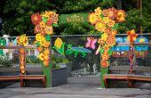 Verwandelt einen Asphalt-Spielplatz in Schulgärten und Outdoor-Klassenzimmer