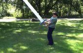 Wie erstelle ich eine einfache und leichte Buster Schwert