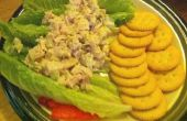 Bohnenkraut, knackigen Türkei Salat