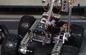 SERVOCITY NOMAD Roboterarm Anlage