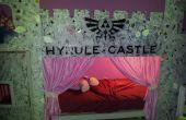 Legend of Zelda, Schloss Hyrule Bett.