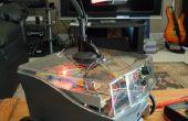 4 Servo drive CellBot, die aus der Ferne gesteuert werden kann.
