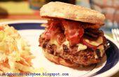 Den besten Speck und Käse Burger aller Zeiten!