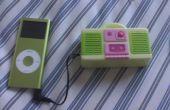 3 iPod Lautsprecher Mod