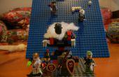 Wie erstelle ich eine grundlegende Lego Artillerie Waffe