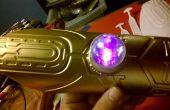 Sci-Fi Style Arm Stück mit mehrfarbige blinkende LED.
