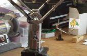 Schrittmotor + Arduino + Solar-Tracker (EV)