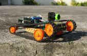 DIY-Telefon gesteuert FPV Rover (schnelle & Agile)
