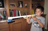 Einfach Nerf-Blaspistole für Held Väter