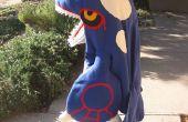 A Kyogre Pokemon Costume