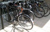 Anfordern von Bike racks überall
