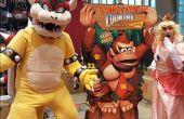 """Wie erstelle ich ein Super Mario Bros: """"Bowser"""" Kostüm"""
