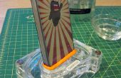 Machen eine Griffin AirCurve Adapter für iPhone 4 mit Sugru