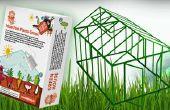 Machen Sie Ihr eigenes Gewächshaus - wie schnell die Pflanzen wachsen