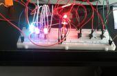 Wie erstelle ich eine elektronische Sperre mit einem Arduino UNO