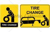 So wechseln Sie einen Reifen