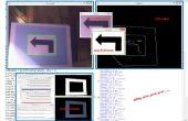 Objektverfolgung durch Farbe mit Python und OpenCV