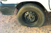 Wie man die Perle auf eine Reifenpanne die unterhaltsame Art und Weise wieder zu verschließen!