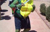 Einfach Ninja Turtle Kostüm!