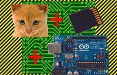 Arduino Katze Detektor SD Card Logger