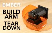 Ember 3D-Drucker Build Arm Teardown