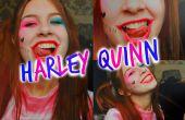Harley Quinn Suicide Squad Make-up