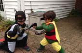 Batman und Robin Kinderkostüme