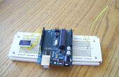 Arduino EMF (elektromagnetisches Feld)-Detektor