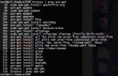 Linux / Mac beheben oder Howto Install-Skript erstellen, indem die Geschichte des Systems / Ärger schießen (Oh sh * t, ich habe ein Durcheinander)
