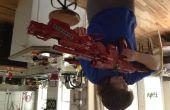 Futuristisches Gewehr/Nerf Integration (und außen Modding)