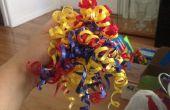 Wie erstelle ich twirlend Ribbon Bögen
