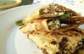Dalia Cheela | Gebrochene Weizen Pfannkuchen